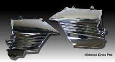 Chrome Lower Engine Side Covers for all Honda Goldwing GL1500 (15373-471)