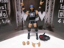 WWE X-Pac Fan Takeover Elite Series Figure 100% complete NWO SYXX Kane