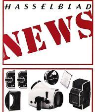 1970 HASSELBLAD CAMERA NEWS BROCHURE-UNDERWATER HOUSING-GUNSTOCK-MAGAZINE 70/500