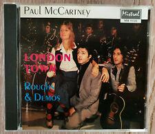PAUL McCARTNEY  LONDON TOWN ROUGHS AND DEMOS CD  MM9105