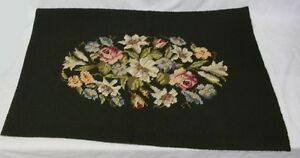 "BIGELOW RUGS CARPETS Green Floral Area Rug/Carpet, 41"" x 21"" (B62)"