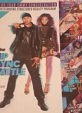 Lip Sync Battle (TV Series) Consideration AD LL Cool J Chrissy Teigen See Pics