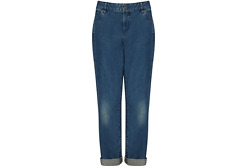 Collection WEEKEND by John Lewis Boyfriend Jeans Mid Wash BNWT SIze 8 RRP £49