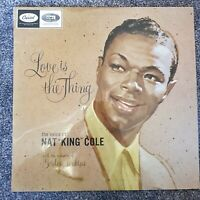 "Nat ""King"" Cole - Love Is The Thing Vinyl LP Album Capitol Records 1957"