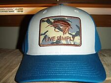Patagonia Live Simply Fly Fishing Roger That Hat
