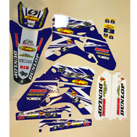 MOTOCROSS TEAM GRAPHICS YAMAHA 2003 2004 YZF 250 / 450 DIRT BIKE DECALS