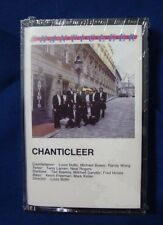 CHANTICLEER in Concert San Francisco 1983 Cassette Tape New Sealed RARE