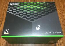 Microsoft Xbox Series X 1TB Console IN HAND FAST SHIP Brand New
