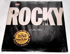 Rocky  Soundtrack  by Bill Conti  1976  UA LA693  Sylvester Stallone  Strong VG+