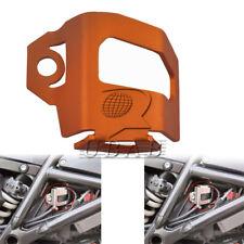 Orange Rear Brake Fluid Oil Reservoir Guard Cover Fo KTM1150/1190/1290 Adventur