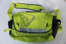$100 New Eddie Bauer Messenger Bag Laptop Bag First Ascent Lime Green biking