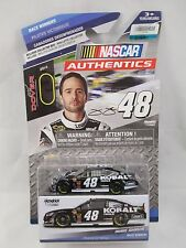 """NEW 2014 NASCAR AUTHENTICS RACE WINNER """"#48 JIMMIE JOHNSON"""" BY SPIN MASTER 3+"""