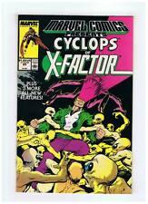 Marvel Comics Presents #23 Cyclops F/VF+ 1989