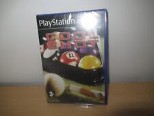 PS2 Cool Shot UK Pal, New & Sony Factory Sealed