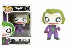 Funko Pop Heroes: The Dark Knight - The Joker Vinyl Figure With Protector