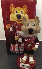 Arizona Coyotes Howler Mascot Bobblehead Bobble Head SGA