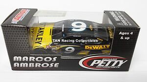 Marcos Ambrose 2014 Lionel/Action #9 Stanley 1/64 FREE SHIP