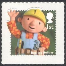 GB 2014 Bob the Builder/Workers/Children's TV/Television/Puppets 1v s/a (b7387k)