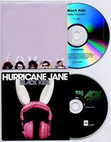 BLACK KIDS Partie Traumatic UK promo CD + bonus disc