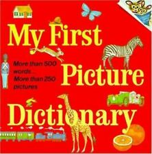 My First Picture Dictionary (Pictureback(R))