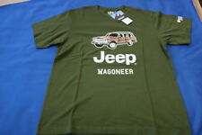 NWT Uniqlo UT The Brands Outdoor Jeep Grand Wagoneer SJ Shirt Olive Sz Large