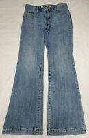 GAP Jeans Original Long And Lean Womens Distressed Boot Cut Size 10 Long