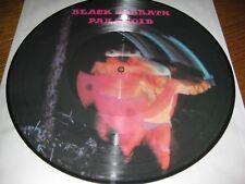BLACK Sabbath-paranoica Picture-LP, NEMS UK 1983, molto raro, 8 tracks, excellent, TOP!!!