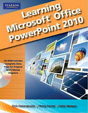 NEW Learning Microsoft Office PowerPoint 2010, Student Edition