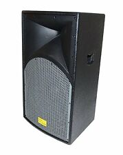 """SONIC PRO AUDIO - DMW3615 - 15"""" Woofer - Wooden Painted Cabinet"""