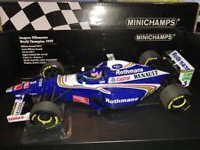 1:18 Minichamps #186 970003 Jacques Villeneuve Williams FW19 World Champion 1997