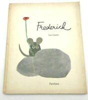 VTG Frederick by Leo Lionni Vintage 1967 Weekly Reader Children's Book Hardback