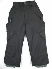 RipZone Core Strobe Snowboard Pants Youth Boys Small S Slate Brown