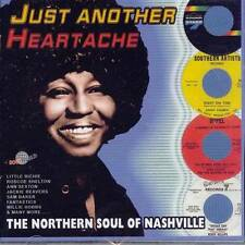 JUST ANOTHER HEARTACHE The Northern Soul Of Nashville NEW & SEALED CD SOULWORLD