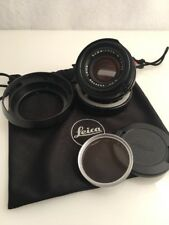 "Leica Leitz Summicron-M 35mm f/2 Type IV Germany ""Bokeh King"" Pristine w/ Bonus"