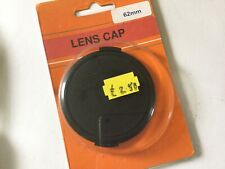 62 Mm Snap On Lens Cap