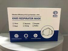 FFP2 5 Infektionsschutzmasken ohne Ventil Atemschutzmaske 5 Stück