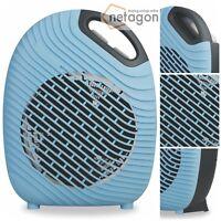 Sunbeam Fan Forced Electronic Portable Heater Fan With