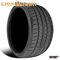 1 X New Lionhart LH-Five 255/40R21 102Y Performance All-Season Tire