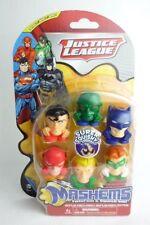 Justice League Mashems Super Squishy Bonus Pack DC Comics Serie 1 mit 6 Figuren