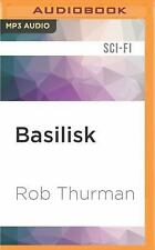 Korsak Brothers: Basilisk 2 by Rob Thurman (2016, MP3 CD, Unabridged)