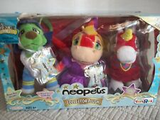 Neopets Collector Royal Plush Gelert Scorchio Uni New In Box Nos Toys R Us