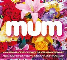 THE MUM ALBUM 3 CD SET (60 TRACK COLLECTION) (Released February 28th 2020)