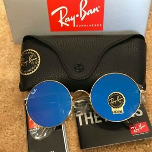 New Authentic Ray-Ban RB3592 Classic Round