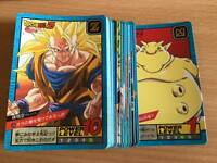 Carte Dragon Ball Z DBZ Super Battle Part 13 #Reg Set BANDAI 1995 MADE IN JAPAN