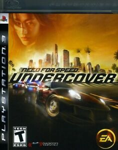 Need for Speed 09 PLAYSTATION 3 (PS3) Racing / Driving (Video Game)