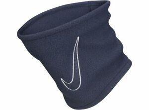 Unisex Nike Neck Flatlock Seams Comfortable Stylish Soft Fleece navy
