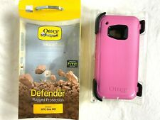 OtterBox Defender Series Case With Holster for HTC One M9 - Pink