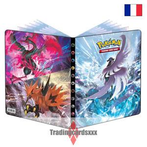 Pokémon - Portfolio 9 Pochettes A4 / 254 cartes: EB06 Règne de Glace