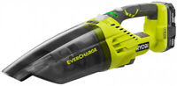 Cordless Hand Vacuum Kit Compact Battery Wall Adaptor Portable Home Car Cleaning