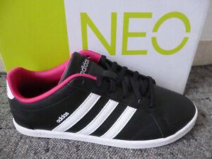 Adidas Scarpe da Ginnastica Scarpe Casual Scarpe Black Nuovo